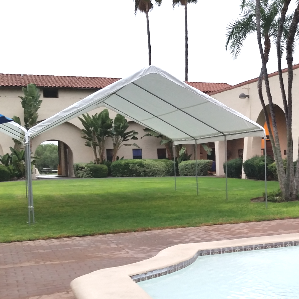 20' x 30' Party Canopy available for rent from Big Blue Sky Party Rentals in Los Angeles, CA