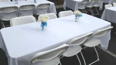 Tablecloths, Linens U0026 Chair Covers For Rent   BIG BLUE SKY PARTY RENTALS