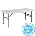 Kids rectangular party tables for rent in Marina del Rey, CA for any children's event.