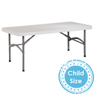 Kids rectangular party tables for rent in El Segundo for any children's event.