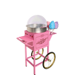 Pink Cotton Candy Machine & Cart for rent in Los Angeles, Torrance, Redondo Beach and other Los Angeles County Cities.
