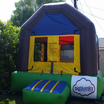 Inflatable Jungle bouncy house party rental in Los Angeles, Torrance, Redondo and Palos Verdes.