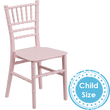 Pink Chiavari Chairs for Kids for rent and delivery in Los Angeles, Beverly Hills, Santa Monica, Calabasas, South Bay, Torrance, Palos Verdes, Burbank, Glendale, Pasadena and other Los Angeles County Cities.