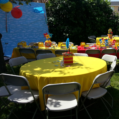Attrayant Tablecloths, Linens U0026 Chair Covers For Rent   BIG BLUE SKY Party Rentals |  Event Rentals In Los Angeles, CA