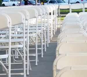 Adult & Kids Chair Rentals