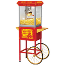 Popcorn Machine Rental with Cart