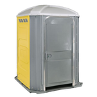 A portable restroom that is wheel chair accessible for rent in Los Angeles.