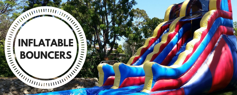 Inflatable Jumpers, Bounce House & Slide Rentals