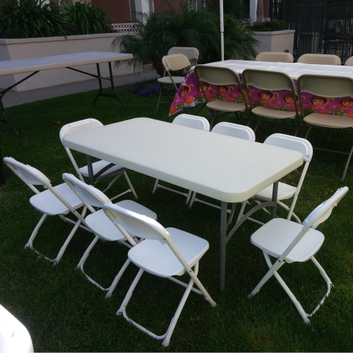 Kids Party Table Rentals in Los Angeles, CA.