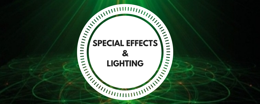 Lights & Special Effects Machine Rentals
