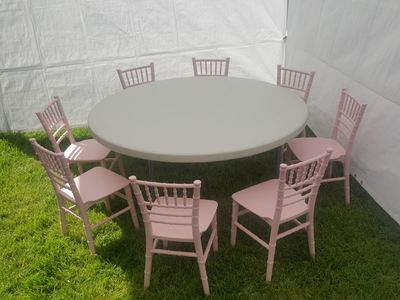Kids Pink Chairs for Rent