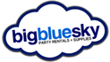 Party Rentals | Los Angeles, CA | BIG BLUE SKY